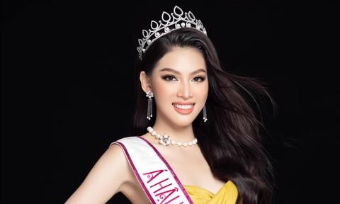 Á hậu Ngọc Thảo đại diện Việt Nam dự thi Miss Grand International