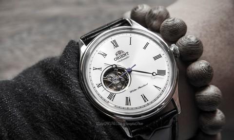 Những tuyệt tác đồng hồ Orient cơ lộ máy đang được săn lùng