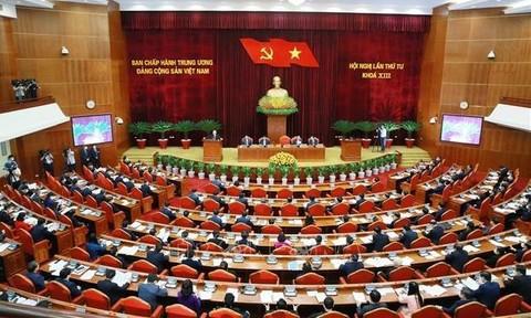 Luận điệu xuyên tạc Hội nghị Trung ương 4 (khóa XIII) của Đảng