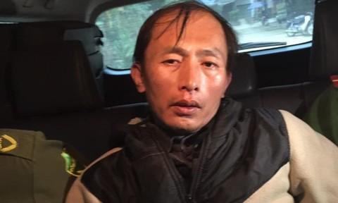 Bắt nghi phạm sát hại cha mẹ và em gái khi đang trốn cách nhà 300km
