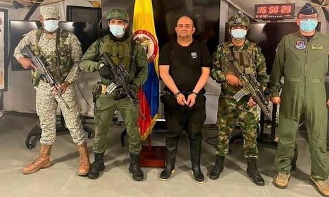 Trùm ma túy bị truy nã gắt gao nhất Colombia bị bắt