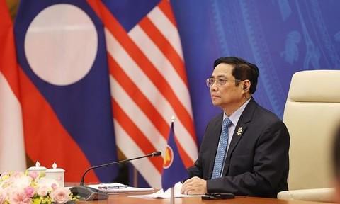 Thủ tướng Phạm Minh Chính dự Hội nghị cấp cao ASEAN lần 38 và 39