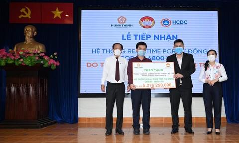 Hưng Thịnh tài trợ 100% chi phí tiêm vắc-xin Covid-19 cho nhân viên và người thân