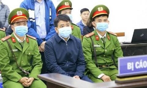 Ông Nguyễn Đức Chung tiếp tục bị khởi tố do liên quan vụ mua chế phẩm Redoxy 3C