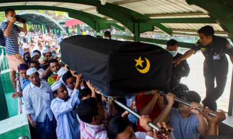 Quan chức thuộc đảng của bà Suu Kyi tử vong khi bị giam giữ