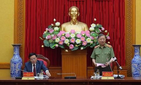 Đề xuất giao Bộ Công an quyền đào tạo và xác nhận trình độ Cao cấp lý luận chính trị