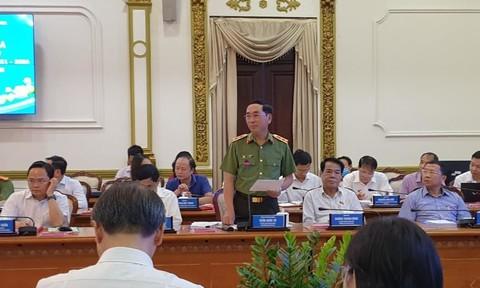 TPHCM: Công tác đảm bảo an ninh, trật tự bầu cử được thực hiện chặt chẽ, hiệu quả