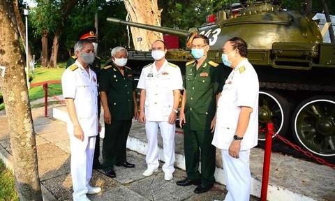 Hồi ức của cựu chiến binh bắt giữ tổng thống Dương Văn Minh và nội các