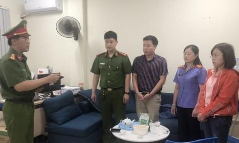 Sai phạm đấu thầu tại Sở Y tế tỉnh Sơn La: Bắt giam 1 Tổng giám đốc