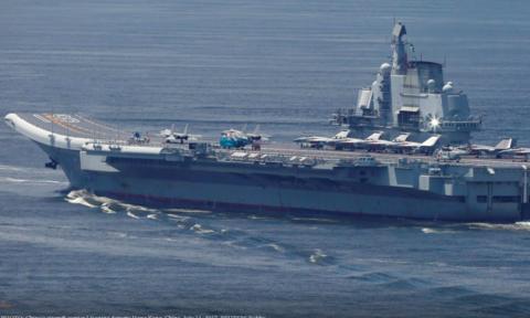 Bắc Kinh gia tăng áp lực lên Đài Loan bằng hành động quân sự