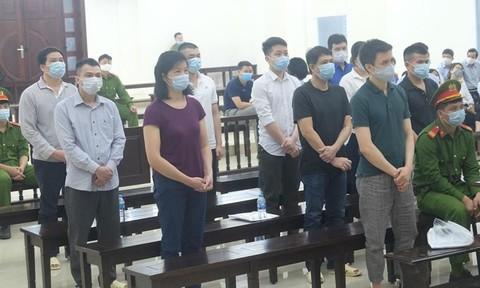 Tuyên án 14 bị cáo trong vụ án Công ty Nhật Cường