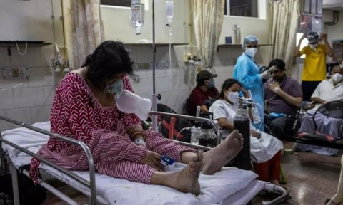Biến chủng nCoV ở Ấn Độ đã xuất hiện ở ít nhất 40 quốc gia