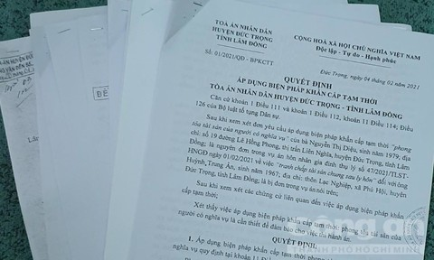 Lâm Đồng: Khi tòa giải quyết vụ việc thiếu thuyết phục