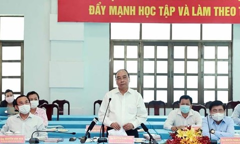 Hai huyện Củ Chi và Hóc Môn cần khai thác hết những tiềm năng, đẩy nhanh tốc độ phát triển