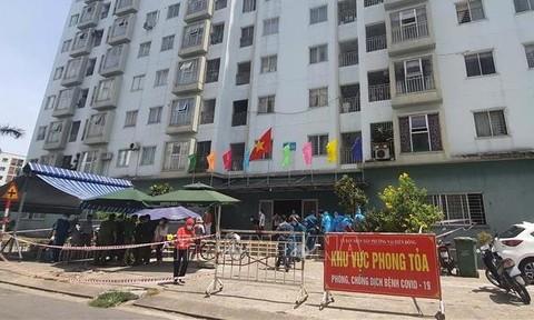 Nữ nhân viên vũ trường ở Đà Nẵng dương tính, phong tỏa 1 chung cư