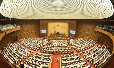 Danh sách 499 Đại biểu Quốc hội khoá XV