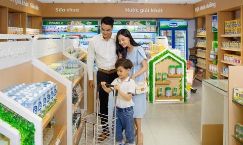 Vinamilk thuộc top 10 trong 50 DN niêm yết tốt nhất 2021 của Forbes Việt Nam