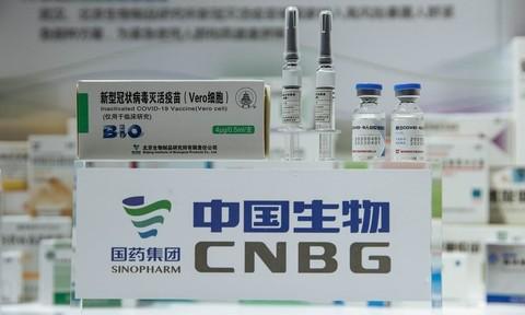 Bộ Y tế thông tin chi tiết về vaccine Sinopharm phòng COVID-19 của Trung Quốc