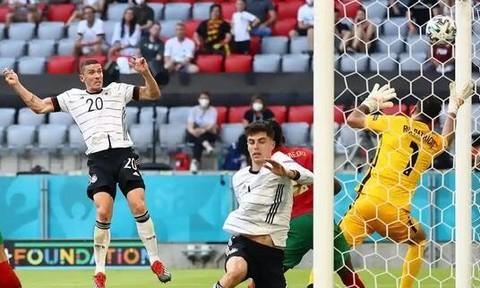 Clip trận Đức ngược dòng vùi dập Bồ Đào Nha 4-2