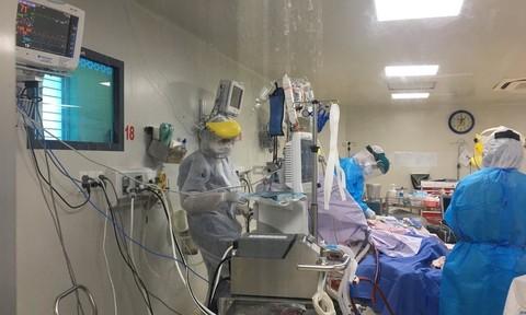 TPHCM đã có 5.000 giường phục vụ điều trị bệnh nhân COVID-19