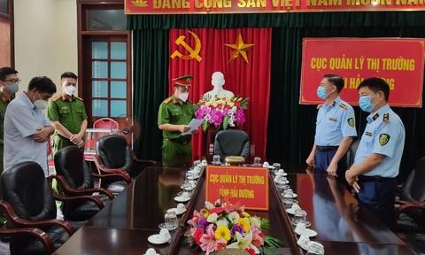 Nguyên quyền Cục trưởng QLTT Hải Dương bị bắt vì lừa đảo chạy việc