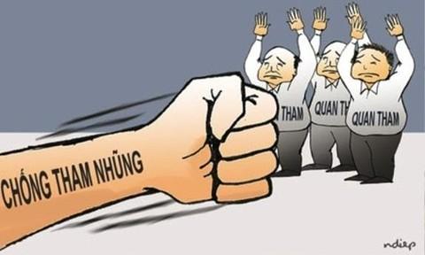 Về luận điệu cho rằng Đảng Cộng sản Việt Nam không thực tâm chống tham nhũng