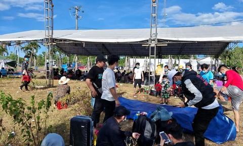 TT-Huế tạm dừng đón công dân từ các tỉnh, thành phía Nam trở về