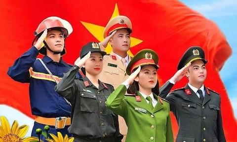 """Mãi mãi xứng đáng là """"thanh bảo kiếm"""" bảo vệ Đảng, Nhà nước, Tổ quốc và Nhân dân"""