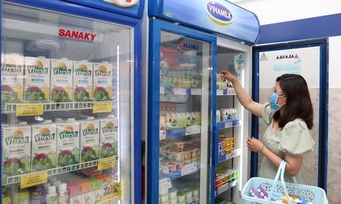 Vinamilk trợ giá và trao tặng món quà sức khỏe đến người tiêu dùng