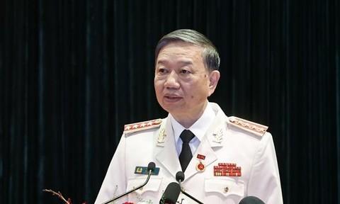 5 lời thề trước Anh linh Chủ tịch Hồ Chí Minh là nguồn sức mạnh to lớn của lực lượng CAND