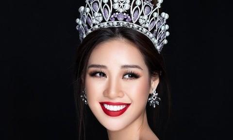 Khánh Vân vào top 20 Miss Grand Slam 2020 – Hoa hậu của các hoa hậu