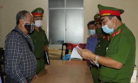 Bắt giam vợ chồng giám đốc Công ty Thương mại Minh Khang