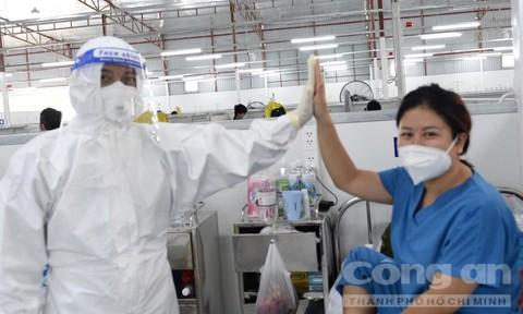 Ngày 22/9 có 11.527 ca COVID-19, Việt Nam đã tiêm hơn 35,6 triệu liều vắc xin