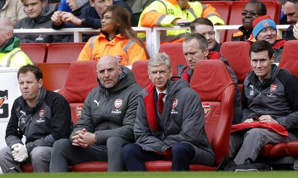 Arsenal lên danh sách HLV thay thế Wenger