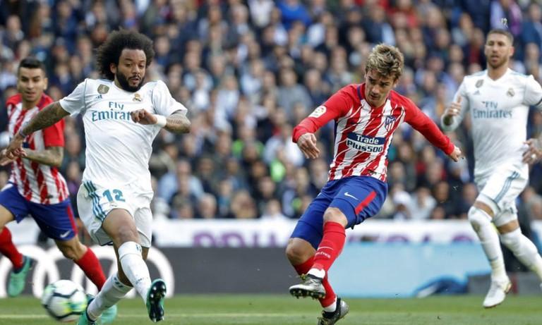 Cơ hội cho Real Madrid hoàn thành cú hat-trick