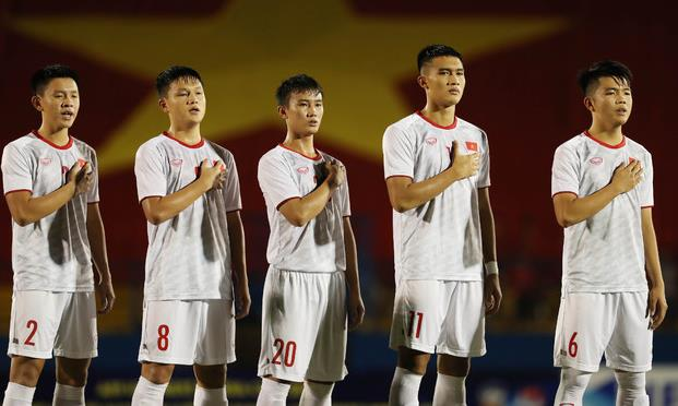 U18 Việt Nam thắng đậm Singapore tại giải U18 Đông Nam Á