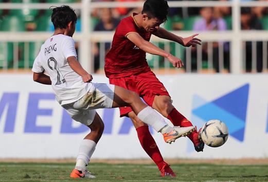 U18 Việt Nam thua U18 Campuchia, bị loại ở giải Đông Nam Á