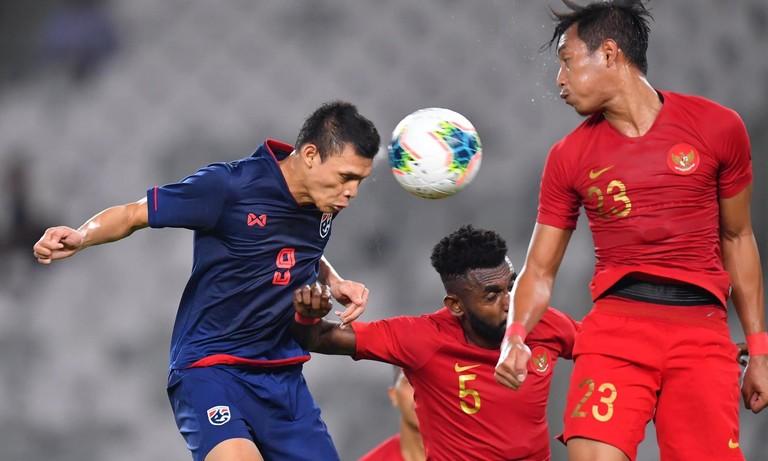 Clip trận Thái Lan đè bẹp Indonesia 3-0 ở vòng loại World cup