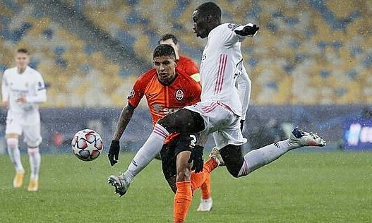 Clip Real bất ngờ bị Shakhtar Donetsk hạ ở Champions League