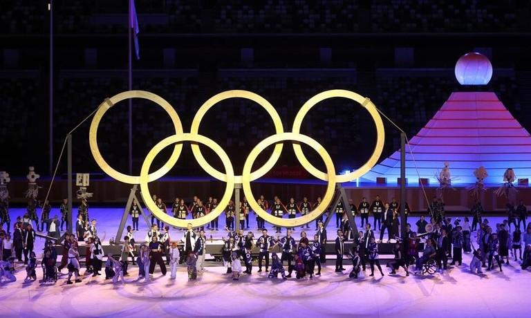 Những điểm nhấn ở lễ khai mạc Olympic 2020