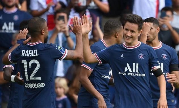 """Clip trận PSG """"đè bẹp"""" Clermont Foot 4-0"""