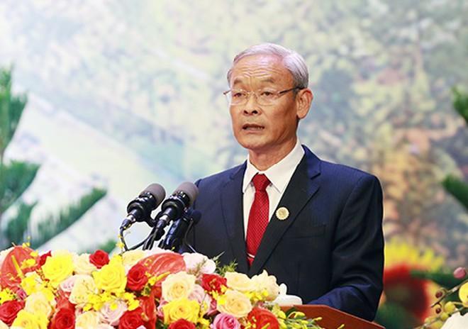 Ông Nguyễn Phú Cường tái đắc cử Bí thư Tỉnh ủy Đồng Nai /// Ảnh: Huy Anh