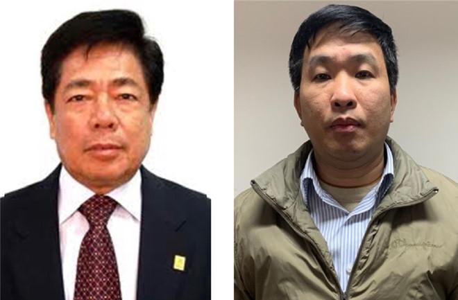 Trương Văn Tuyến và Phạm Thanh Sơn