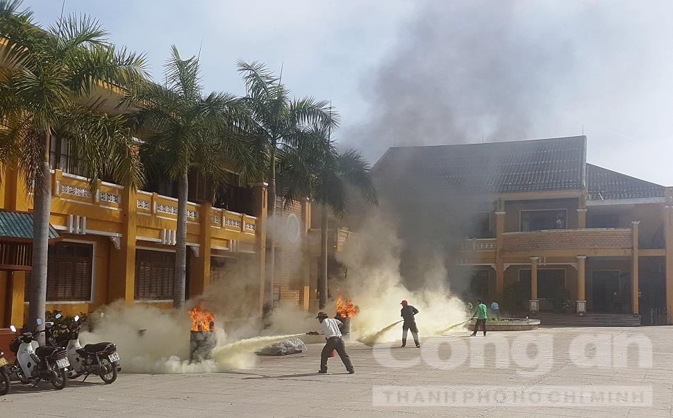 Đảm bảo an ninh, an toàn tuyệt đối cho APEC 2017